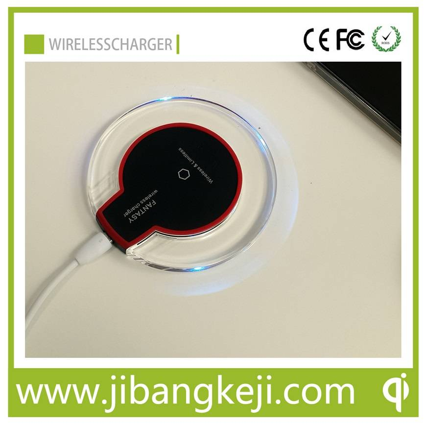 S1 Wireless charger Transmitter(Snow Pad)
