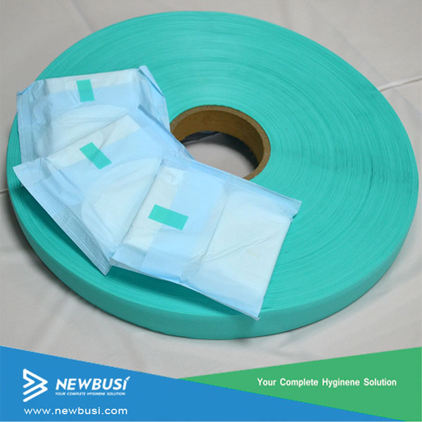 Sanitary Napkin Adhesive Tape (Easy Take-off tape)