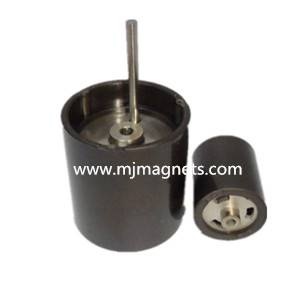 Plastic PPS+NdFeB injection bonded neodymium magnet