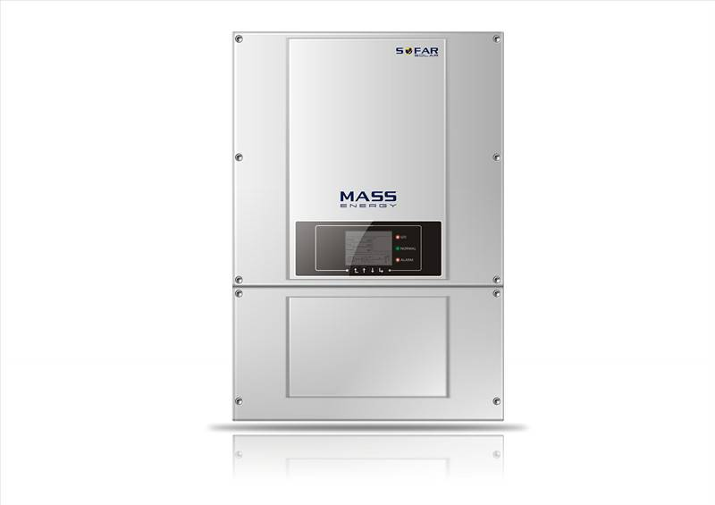 SOFARSOLAR PV grid-tied Inverter 33KW