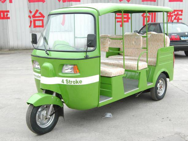 CKD tricycle