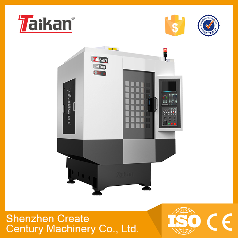 24000rpm high speed tapping center T-500H