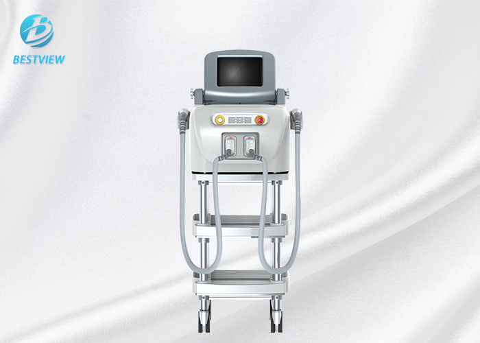 SHR Hair Removal Nd Yag Laser Machine for Sale