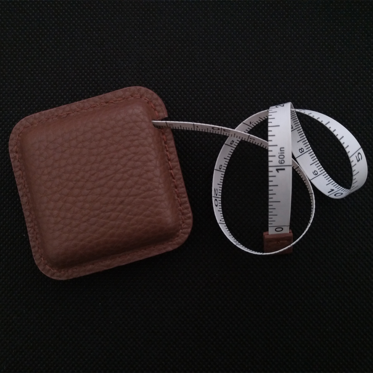 Mine leather measuring tape for 1.5m 60''