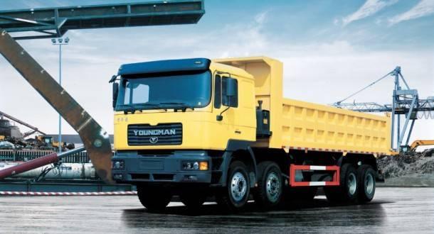 GW3310FD19 Dump Truck