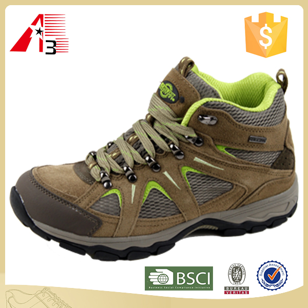 best quality men woman outdoor trekking traveling hiking shoes