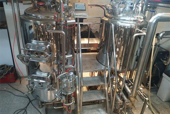 Pilot Brewery System