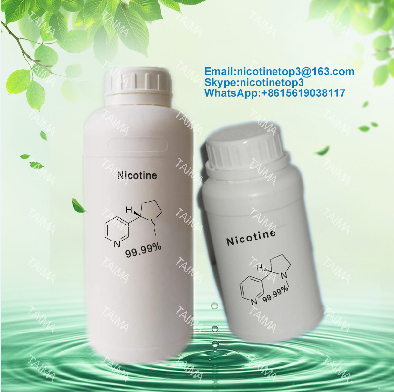 Mixed with the highest quality Propylene Glycol USP Grade pure nicotine