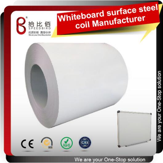 Top Brand Magnetic White Board Matt White Steel Sheet&Coil for Interactive Whiteboard