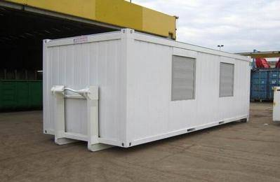 Folding Office Container for Construction Site