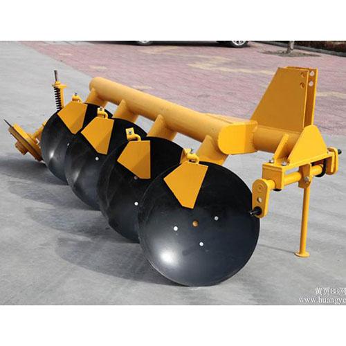 Tube plough