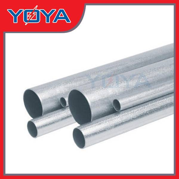 factory of EMT IMC RSC rigid galvanized steel conduit