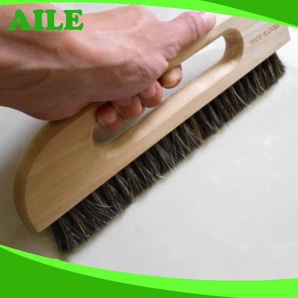 Horse Bristle Hair Brush