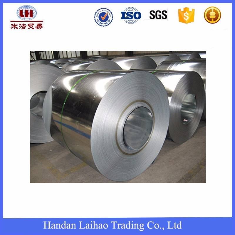 SGCC GI / PPGI steel coil galvanized steel roll