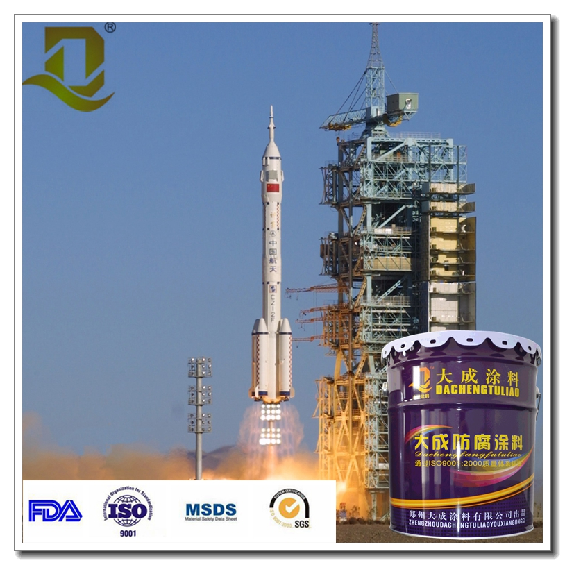 Silicone heat resistant paint (600 degree)