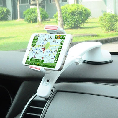 Extendable phone car mount