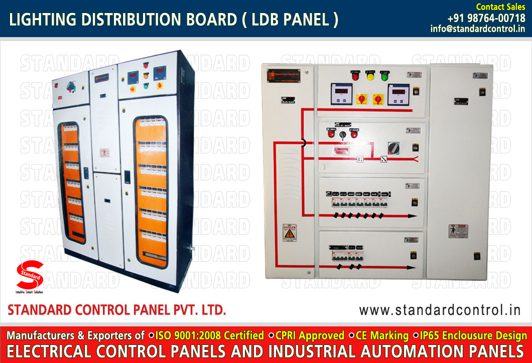 Lighting Distribution Panel - LDB Panel