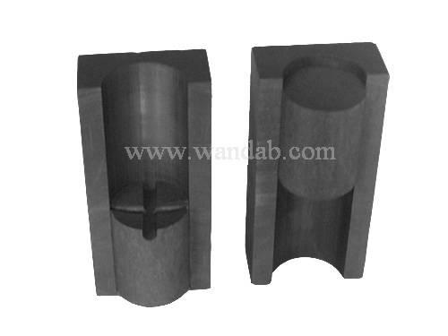 Graphite sintering mold for diamond tools