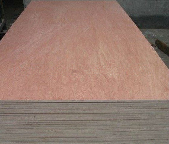 Bintango Okoume Birch/Poplar Core Commercial Plywood