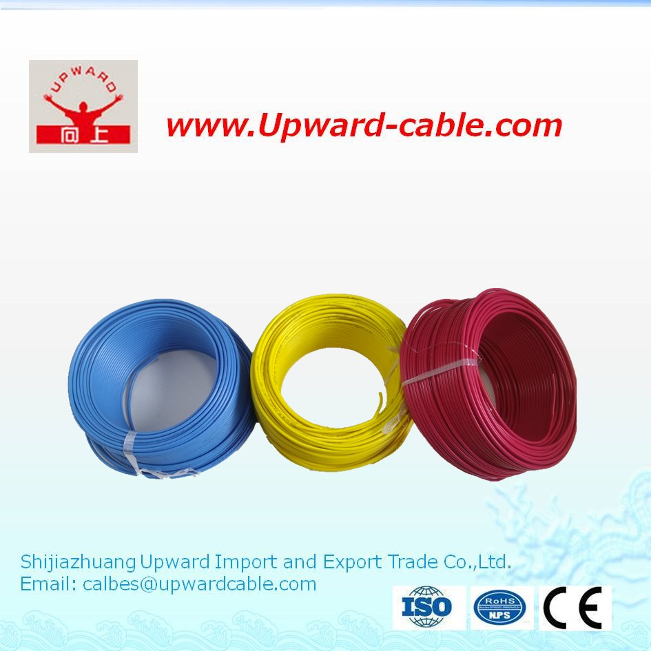 Electrical Building Cable with PVC Insulation Copper Wire