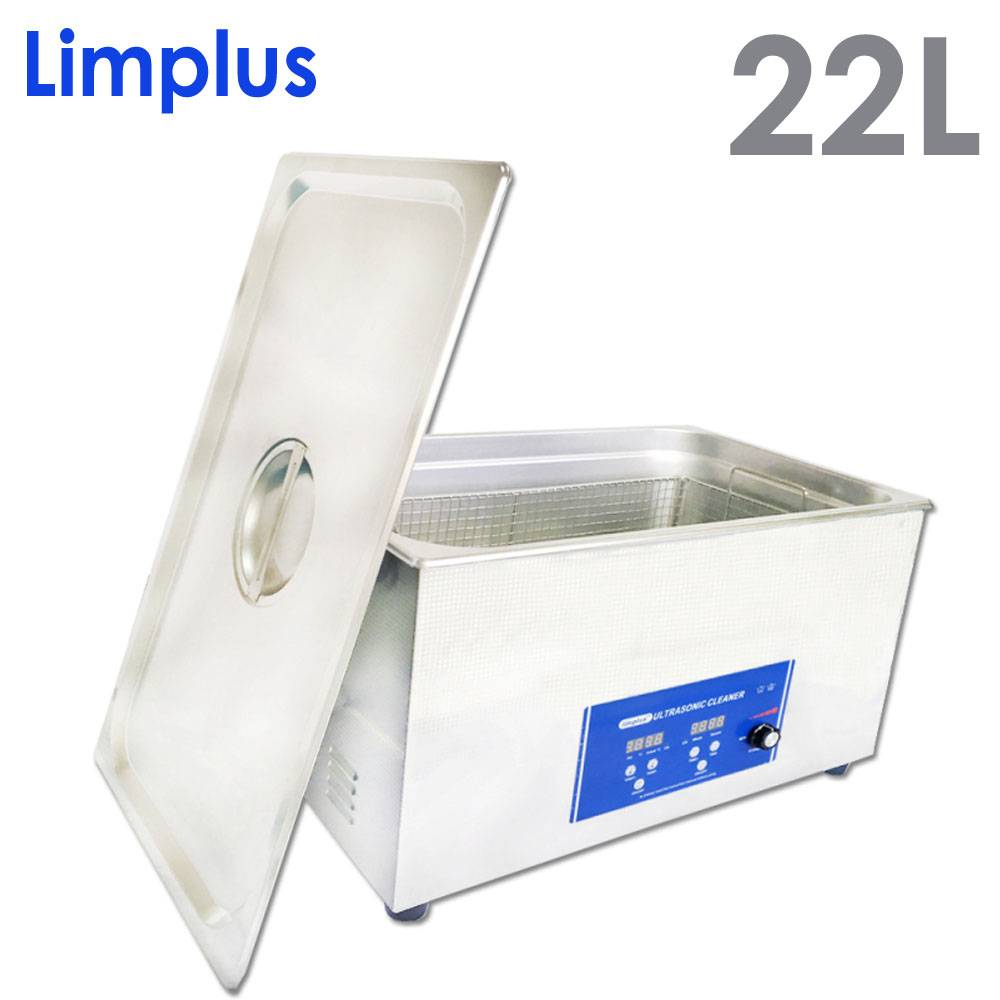 Limplus Power Adjust Ultrasonic Bath With Heater LS-22P
