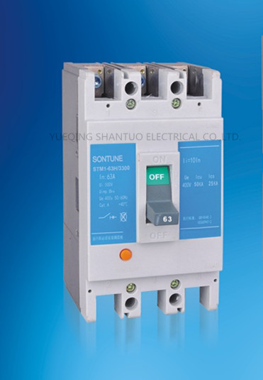 Sontune Stm1-63 MCCB/ Moulded Case Circuit Breaker