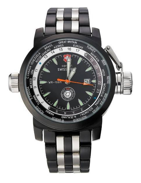 Army stainless steel watch