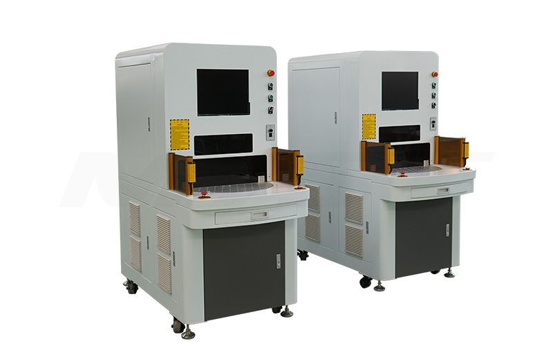 Four Work Station Laser Marking Machine  laser welding Machine factory   OEM laser cutting machine