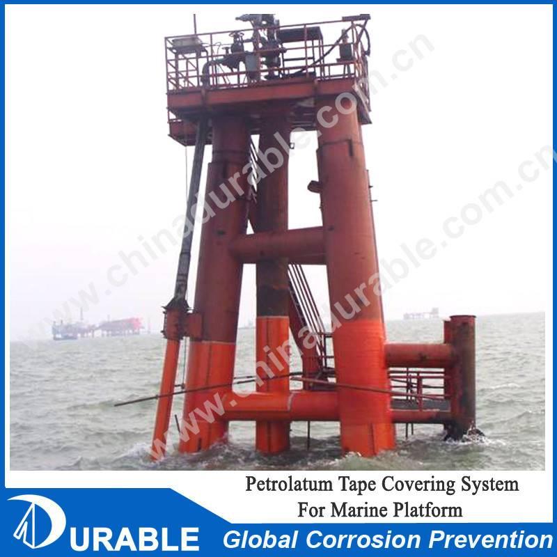 Marine Platform protection system