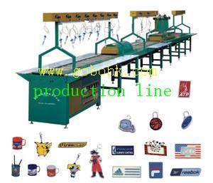 china automatic pvc car pad making machine
