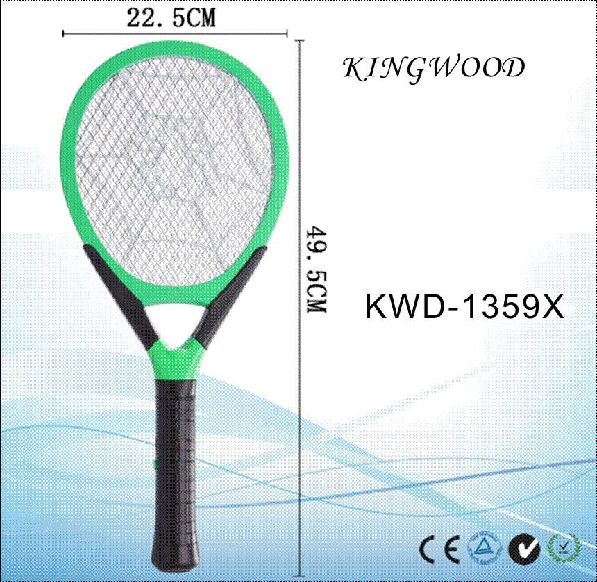 Rechargerable Mosquito Flyswatter