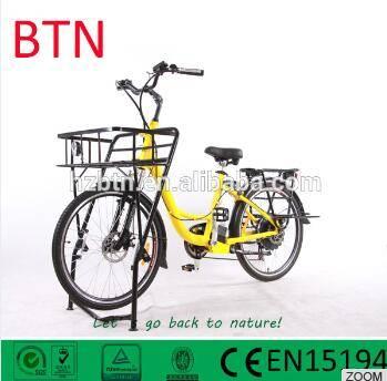 EN15194 BTN new style 500w e-bike