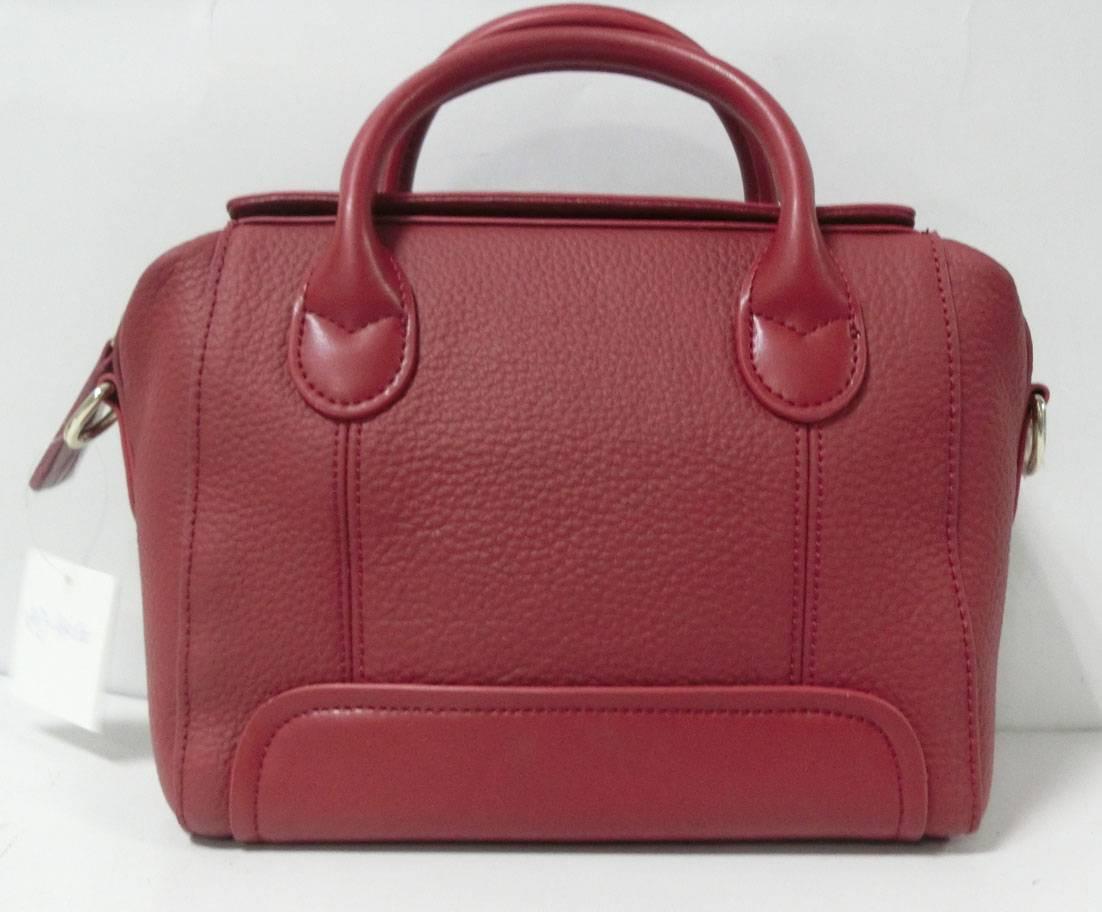 Guangzhou handbag red shoulder bag