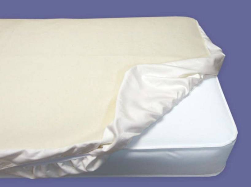 100% cotton hotel fitted sheet