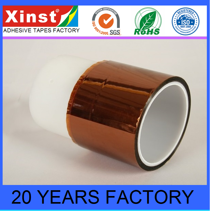 High Temperature Golden Kapton Polyimide Film PI Tape