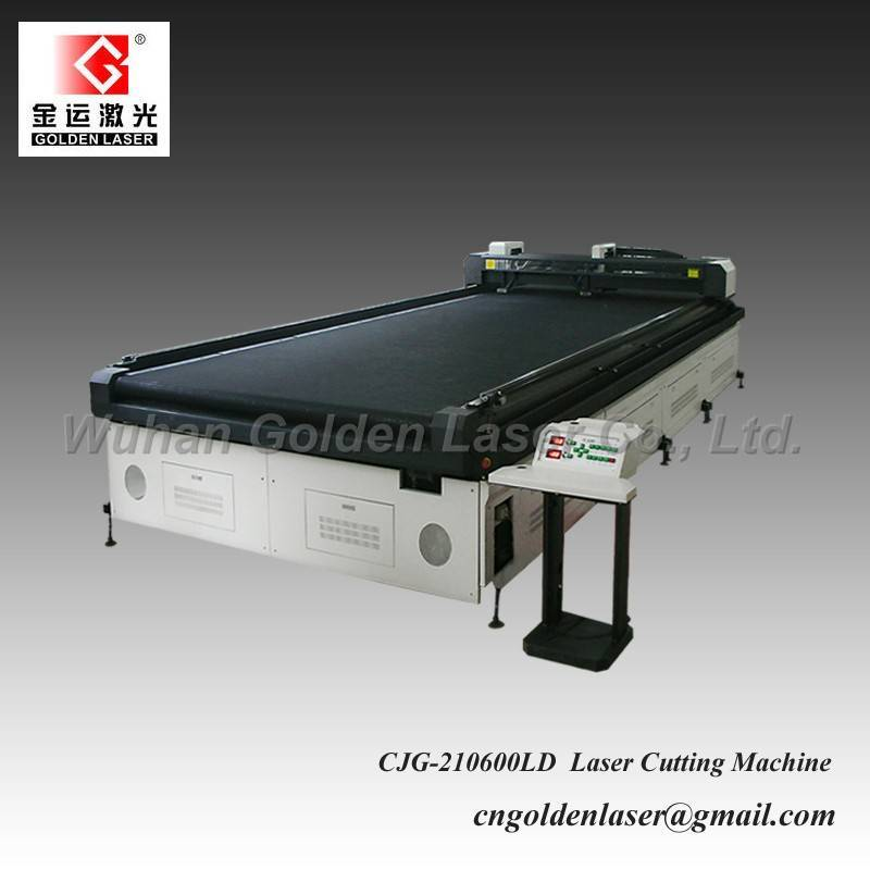Large Format Airbag Laser Cutting Machine