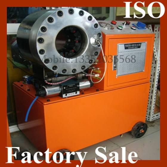 Professional manufacturer hose crimper machine (1/4'-2')