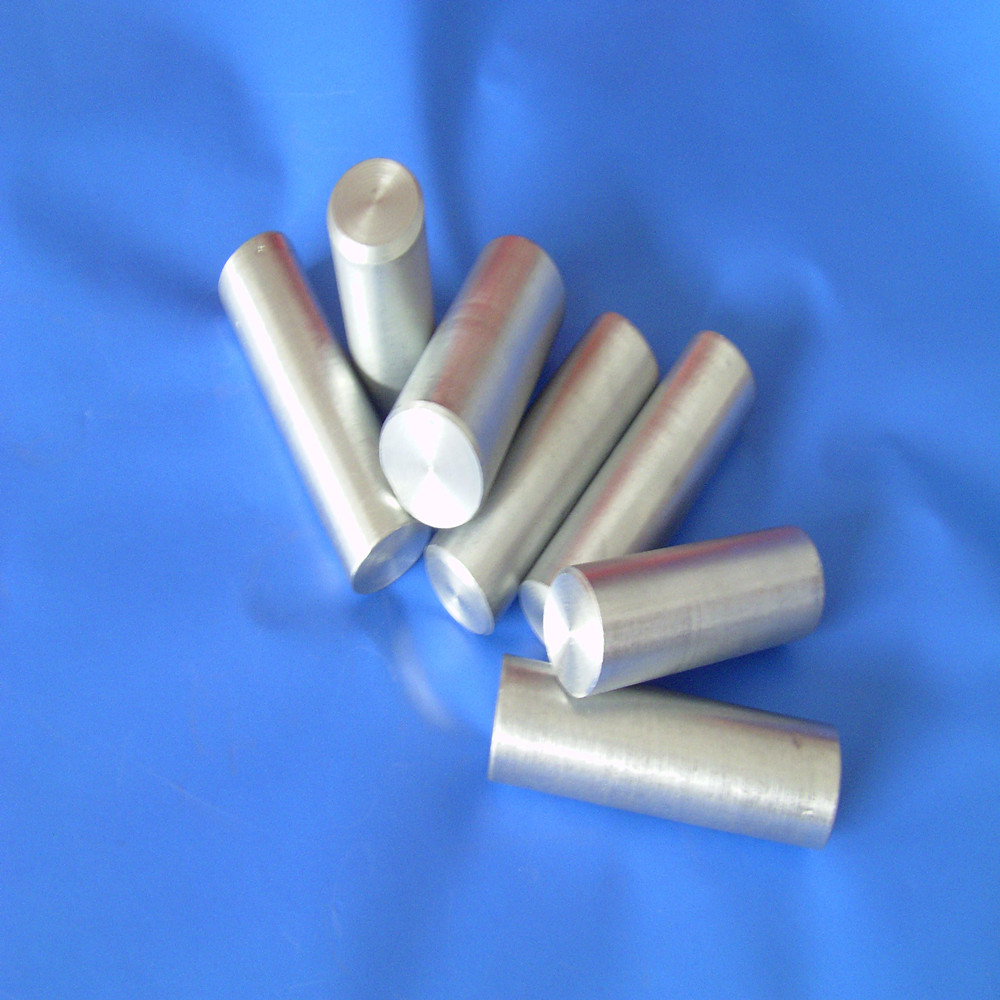 High purity zinc ingot with 6N5 purity made in China at the cheap price