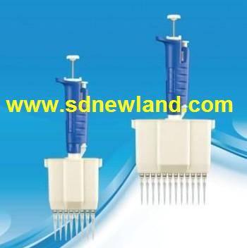 Pipettes, multi-channel micro-pipette