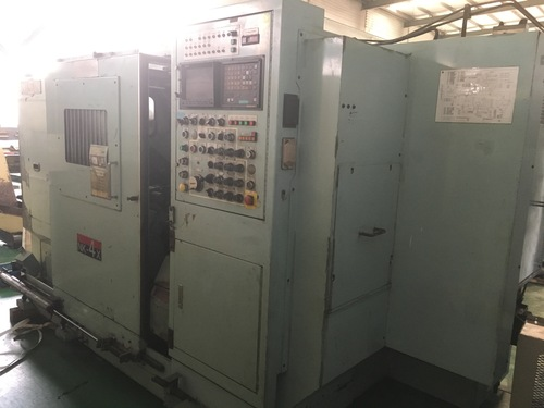 Used Machine FANUC11-tt Nc Lathe Nk-4x