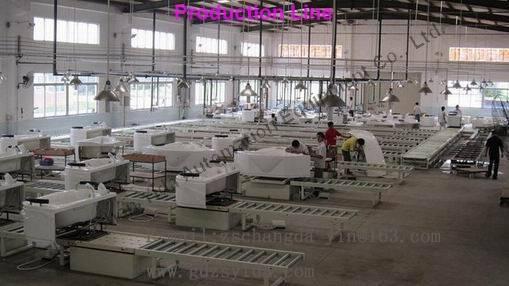 Bathroom Equipment/Bathtub Machine/Production Line