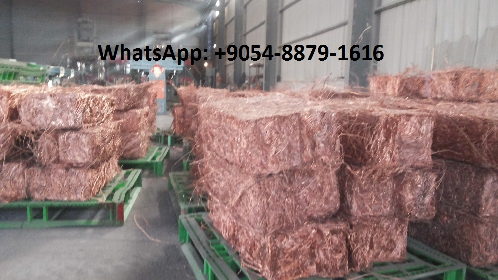 Copper Wire Scrap / Copper Millberry Scrap 99.99%