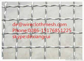 20mesh ss crimped wire mesh