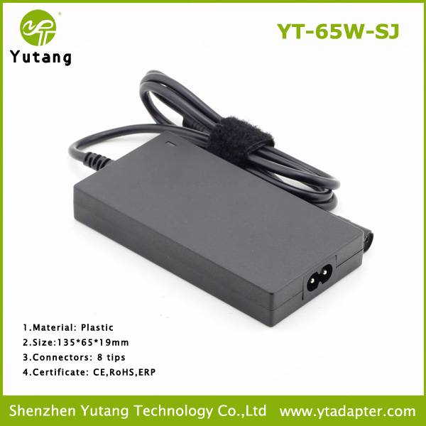 Automatic 65W multi-functional universal charger for home use