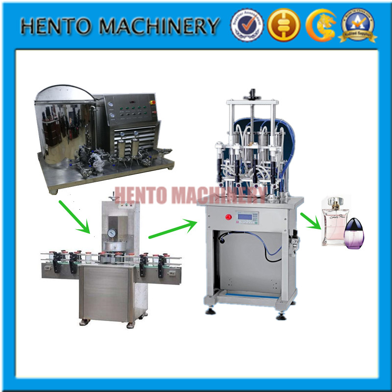 Competitive Perfume Mixing Production Line/perfume filter