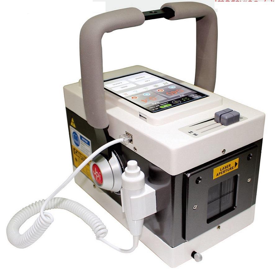 Radiology Equipment, Veterinary Baterry type portable X-ray CUBEX 16B