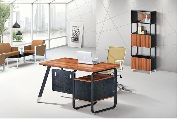 modern office executive desk,wooden office desk(PG-14B-14A)