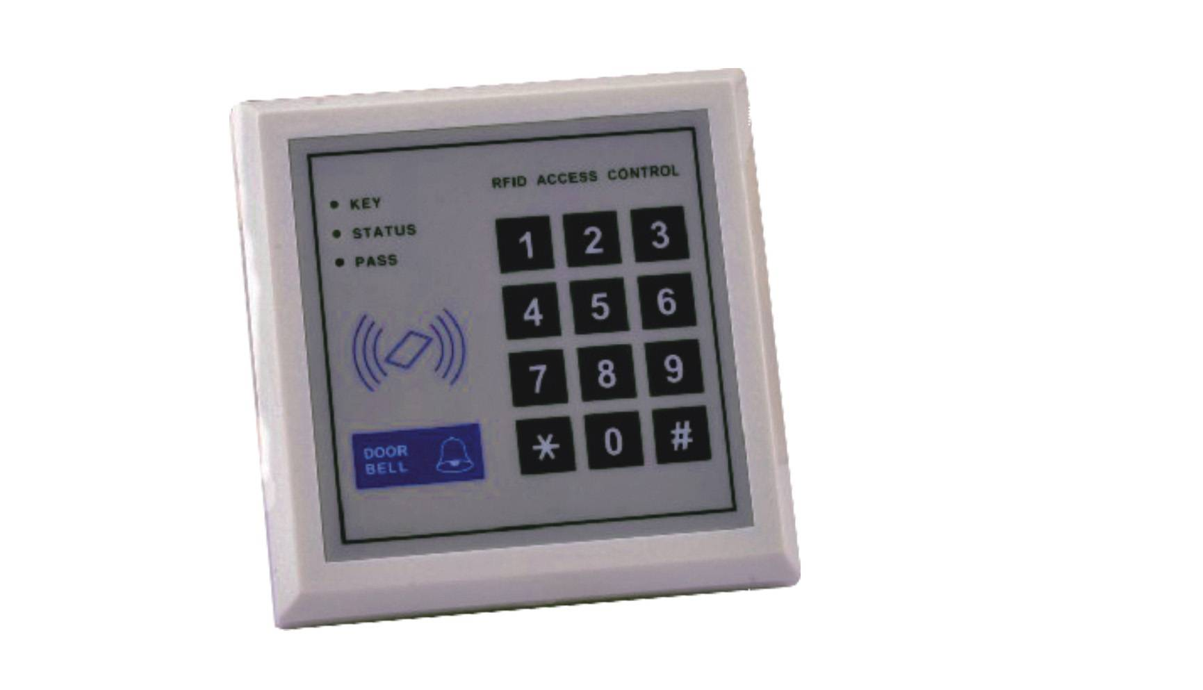 RFID & Code Access control  Keypad card reader of access control