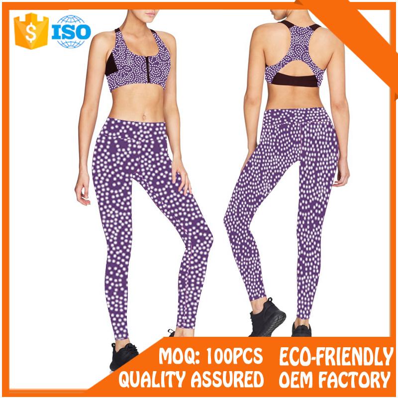 Women Fashion Custom Made Yoga Pants Wholesale