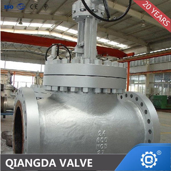High pressure forged J41H industrial steam API globe valve